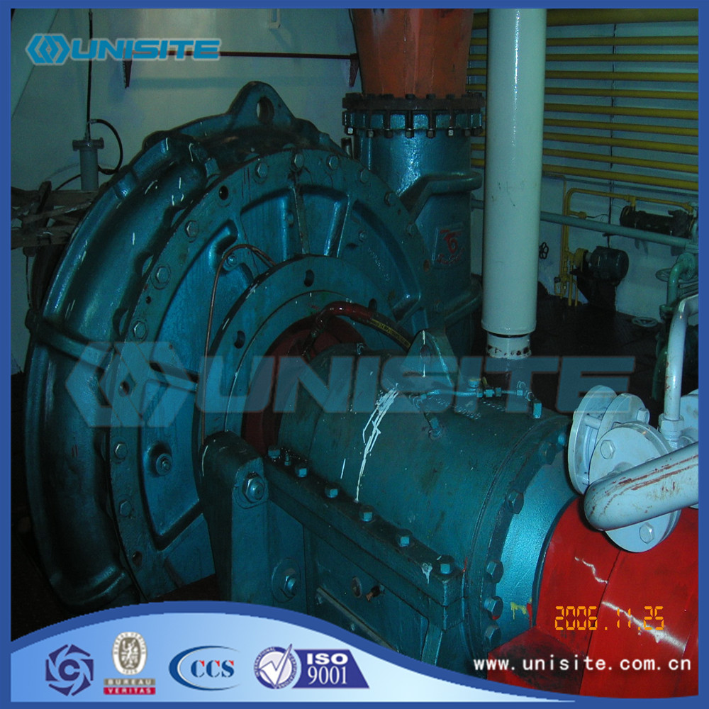 Marine Dredge Steel Pumps