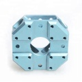 High Quality Customized Anodized Titanium CNC Milling Parts
