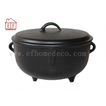 Cast Iron Jambalaya Pot 2.5 Gallon