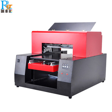 Best quality and factory for Best Textile Printer,Dtg Textile Printer,Digital Textile Printer,Textile Printer Machine for Sale A3 T Shirt Printing Machine Prices export to Djibouti Supplier