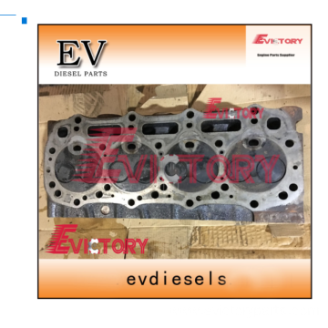 PERKINS engine cylinder head 804D cylinder block