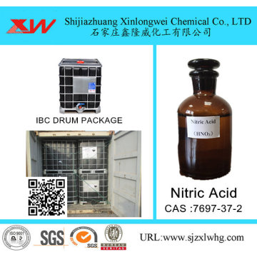 10 Years manufacturer for Ups  Chemicals Reagent Grade Nitric Acid supply to Germany Importers
