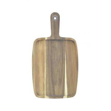 large wooden chopping board