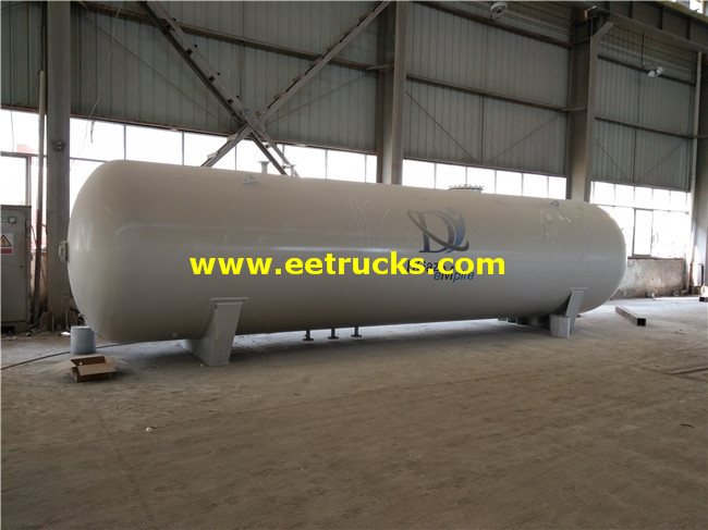 50 CBM Propane Gas Storage Vessels