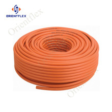 yellow natural propane gas hose