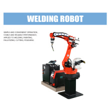 Manufacturer of for Automatic Arc Welding Robot Customized Automatic Arc Welding Robot Arm export to Colombia Suppliers