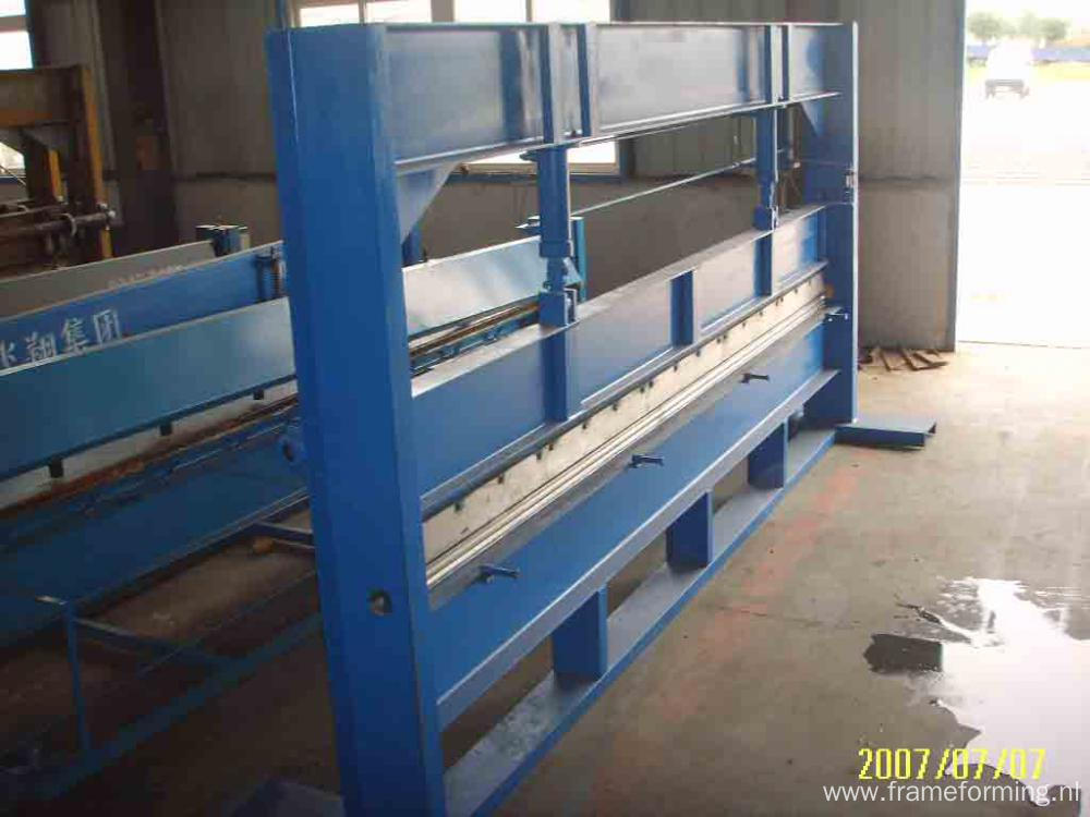 Hydraulic Metal Sheet Bending Machine