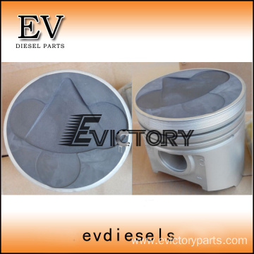 KUBOTA engine piston V3300T Piston ring