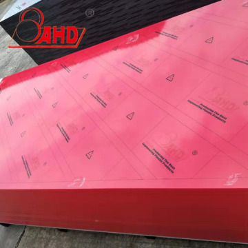 Whole Sale Multicolor HDPE Polyethylene Plastic Sheet