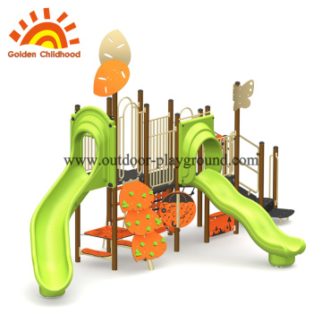 Kindergarten Toddler Outdoor Play Equipment Colorful