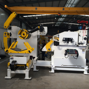Servo Feeder Straightener Decoiler