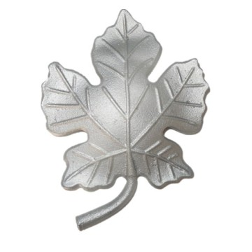 10 Years for Wrought Iron Ornaments Decorative Wrought Iron Cast Steel Leaves supply to Palestine Importers