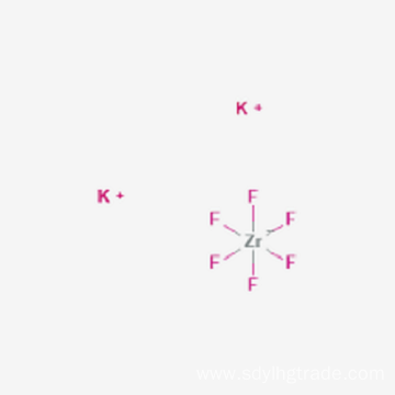 potassium fluoride thermal decomposition