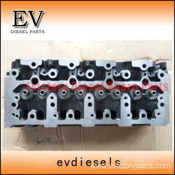 4TNV82 cylinder head block crankshaft connecting rod
