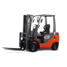 Customized for Mini Forklift 1.0 Ton Mini Diesel Forklift Truck export to Kiribati Importers