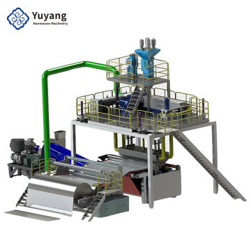 Meltblown Nonwoven Machine