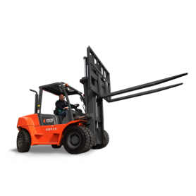 8.0 Ton Counterbalanced Forklift with Different Color