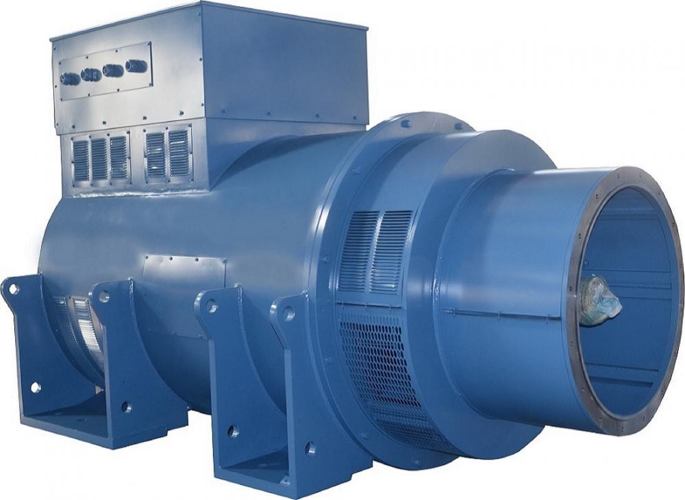 Air-cooled Brushless High Voltage Generators