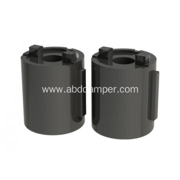 Barrel Silicone Oil Damper For Small Spaces
