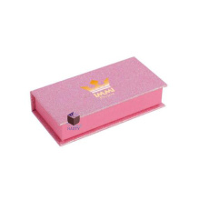 Magnetic Fancy Matte Finished Eyelashes Paper Box