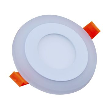 Recessed Round 18w LED Panel Light