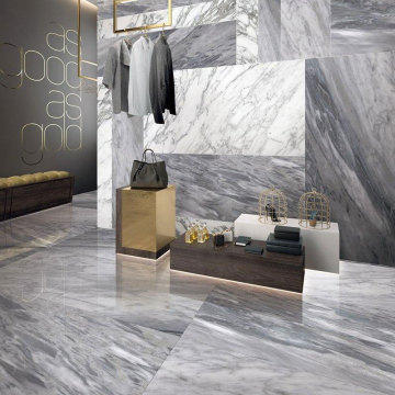 Carrera penny tile backsplash tile marble bathrooms