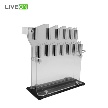 Knife acrylic block set 14pcs