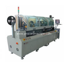 Smart Card Single Core Milling and Embedding Machine