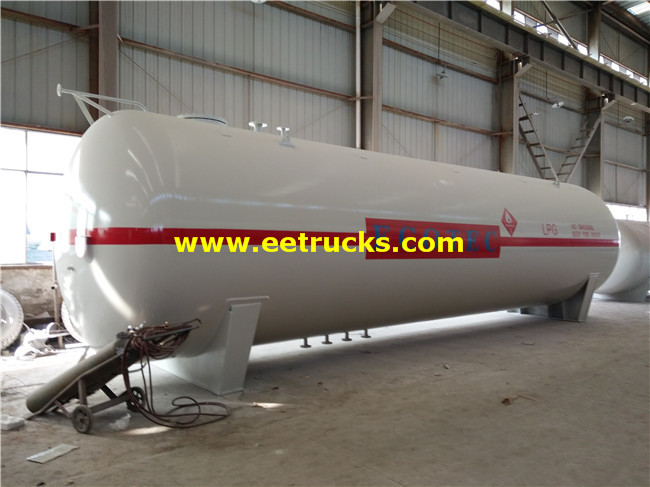 32ton Propane Storage Gas Tanks
