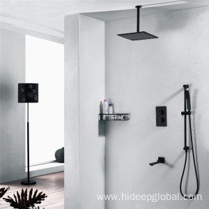 Three Function Thermostatic Shower Faucet