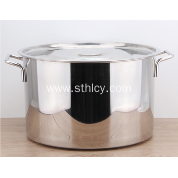 Suitable For Kitchen Stainless Steel Soup Bucket