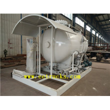 Best Quality for Lpg Tank Skid Mounted Filling Station 5cbm Mobile LPG Skid Mounted Stations export to Senegal Suppliers