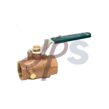 LG2 Casting Bronze Full Port Ball Valve