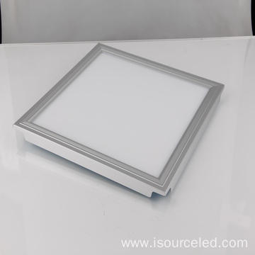 flat panel led shop lights 40w 600x600 saving