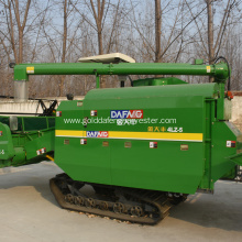 Customized for Crawler Type Rice Combine Harvester agriculture machine rice corn grain wheat export to Denmark Factories