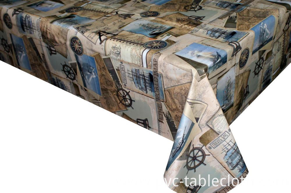 Ocean design Tablecloth