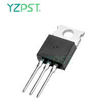 Ultra Low standing by power loss 8A triac