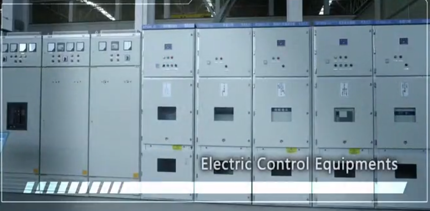 Elextric Control Equipments
