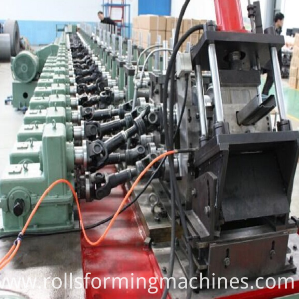 pv stent roll forming machine