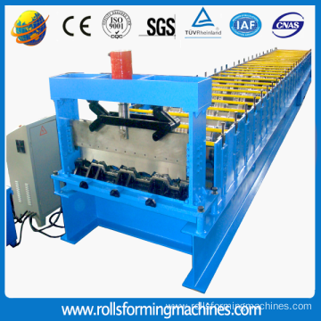 720 roofing floor decking roll forming machine
