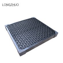 Hvac Cooling Tower Pvc Air Inlet Louver