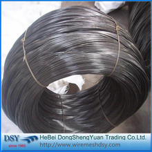 0.8mm-5mm big coil black annealed iron wire