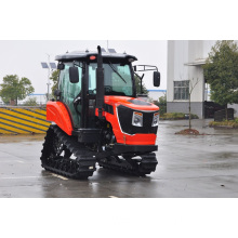 Wide Variable Speed Range Crawler Tractor