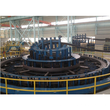 Straight seam high frequency ERW pipe mill/tube mill