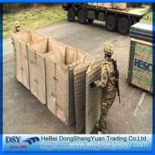 Army Used Hesco Barrier Wall