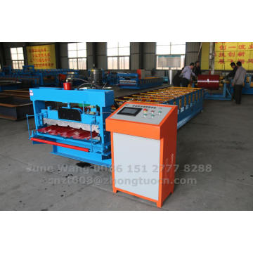 full automatic roof tile roll forming machine