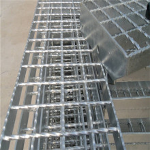 Serrated Flooring Grating  Bar Panel