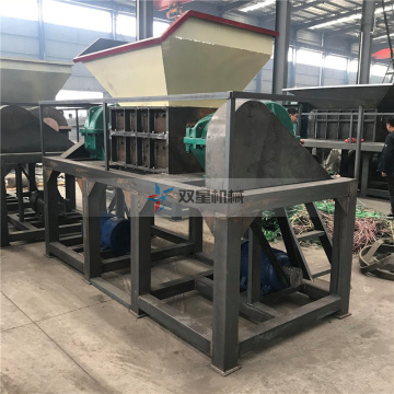 Industrial Scrap Single Shaft Recycling Shredder
