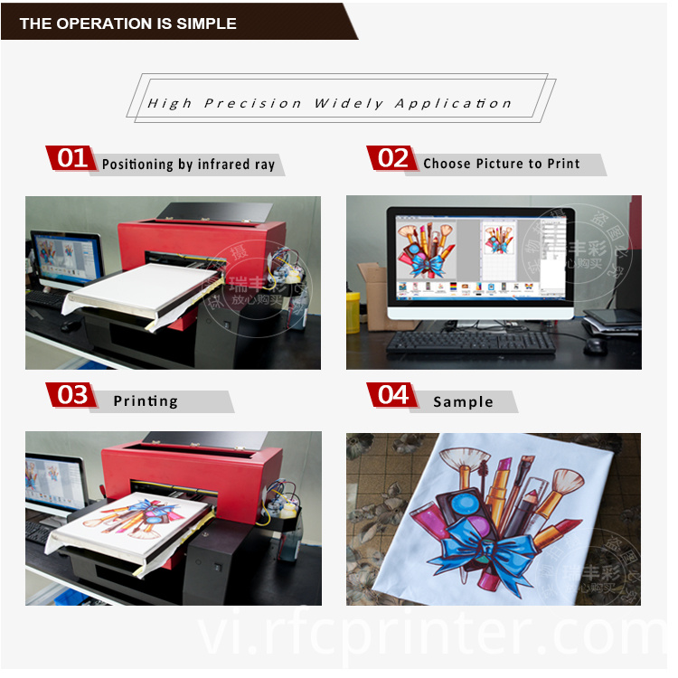 Dtg A3 Bag Canvas Printer