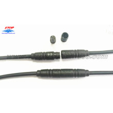 ODM for China Molded Waterproofing Cable Assemblies,Waterproof Wire Harness Manufacturer and Supplier M6 mini 5pin waterproof plug export to Poland Suppliers